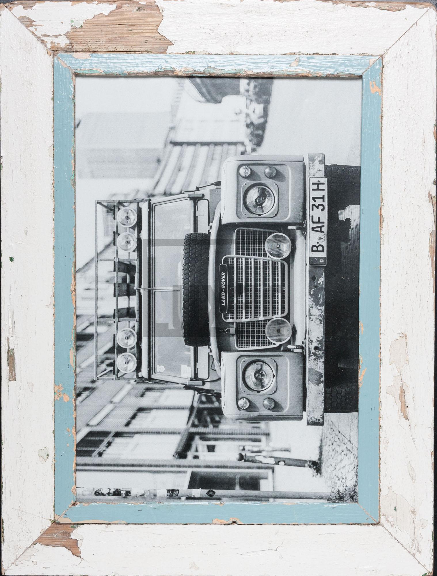 Vintage-Bilderrahmen für ca. 29,7 x 42 cm große Fotos