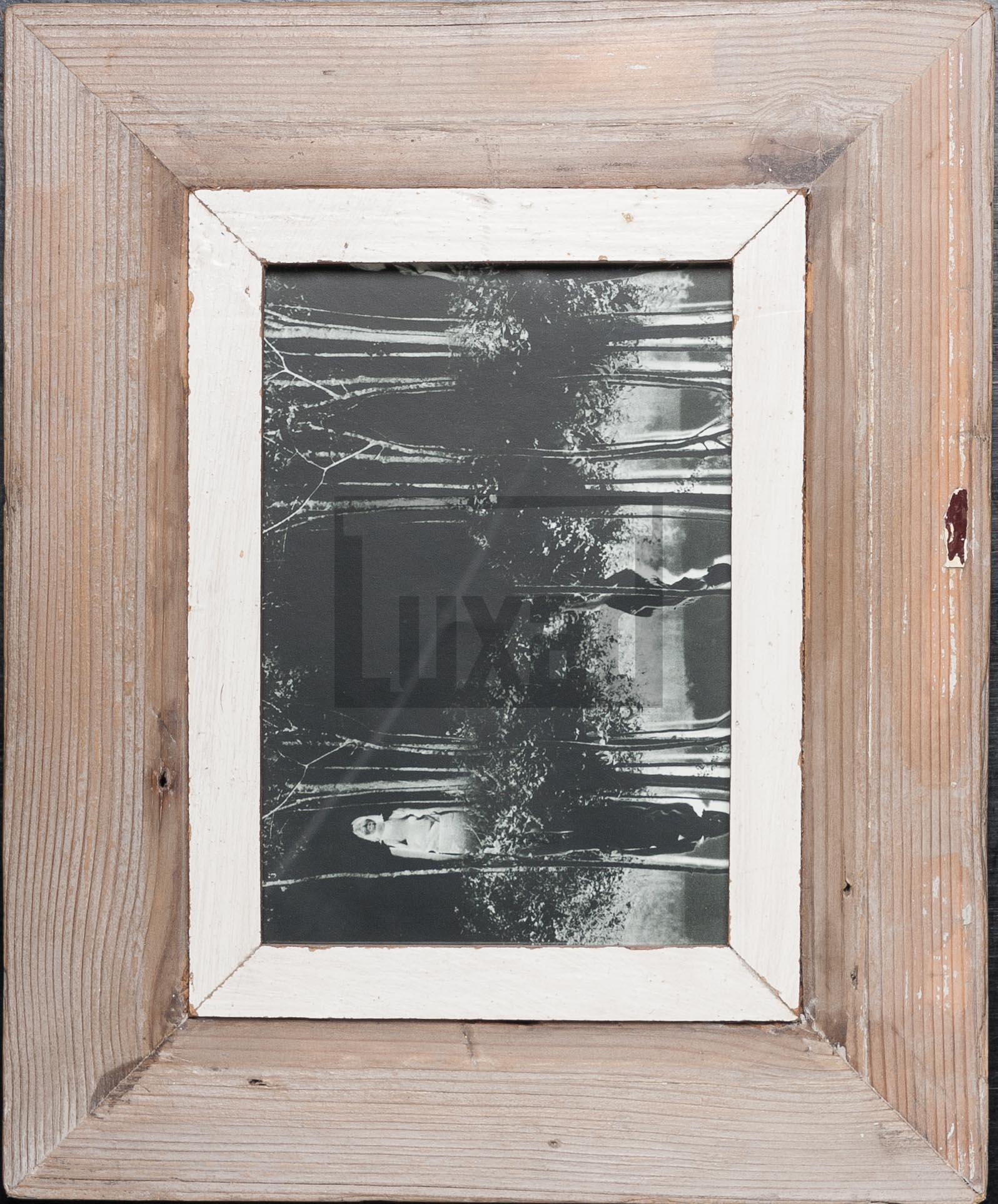 Wechselrahmen aus Altholz für dein Lieblingsfoto