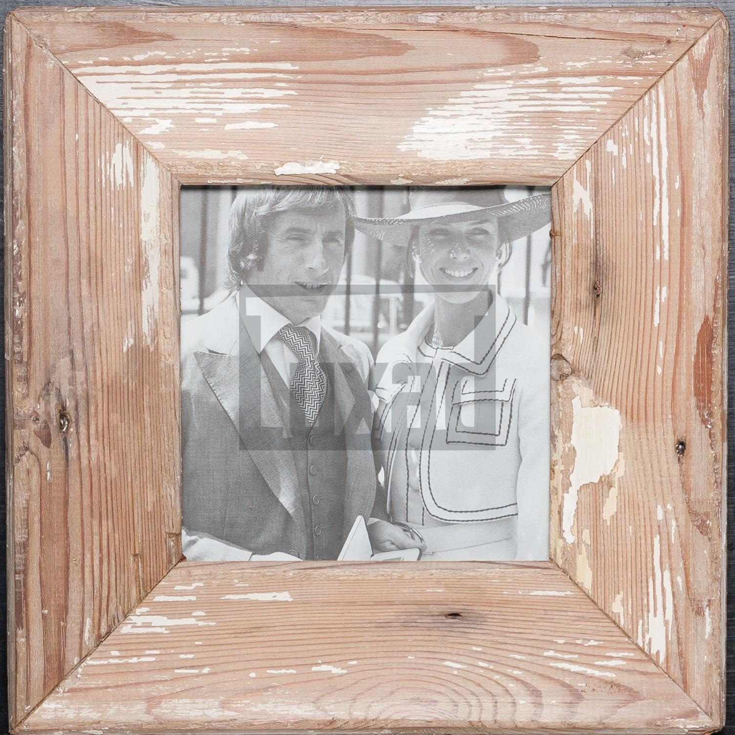 Quadratischer Bilderrahmen für quadratische Fotos