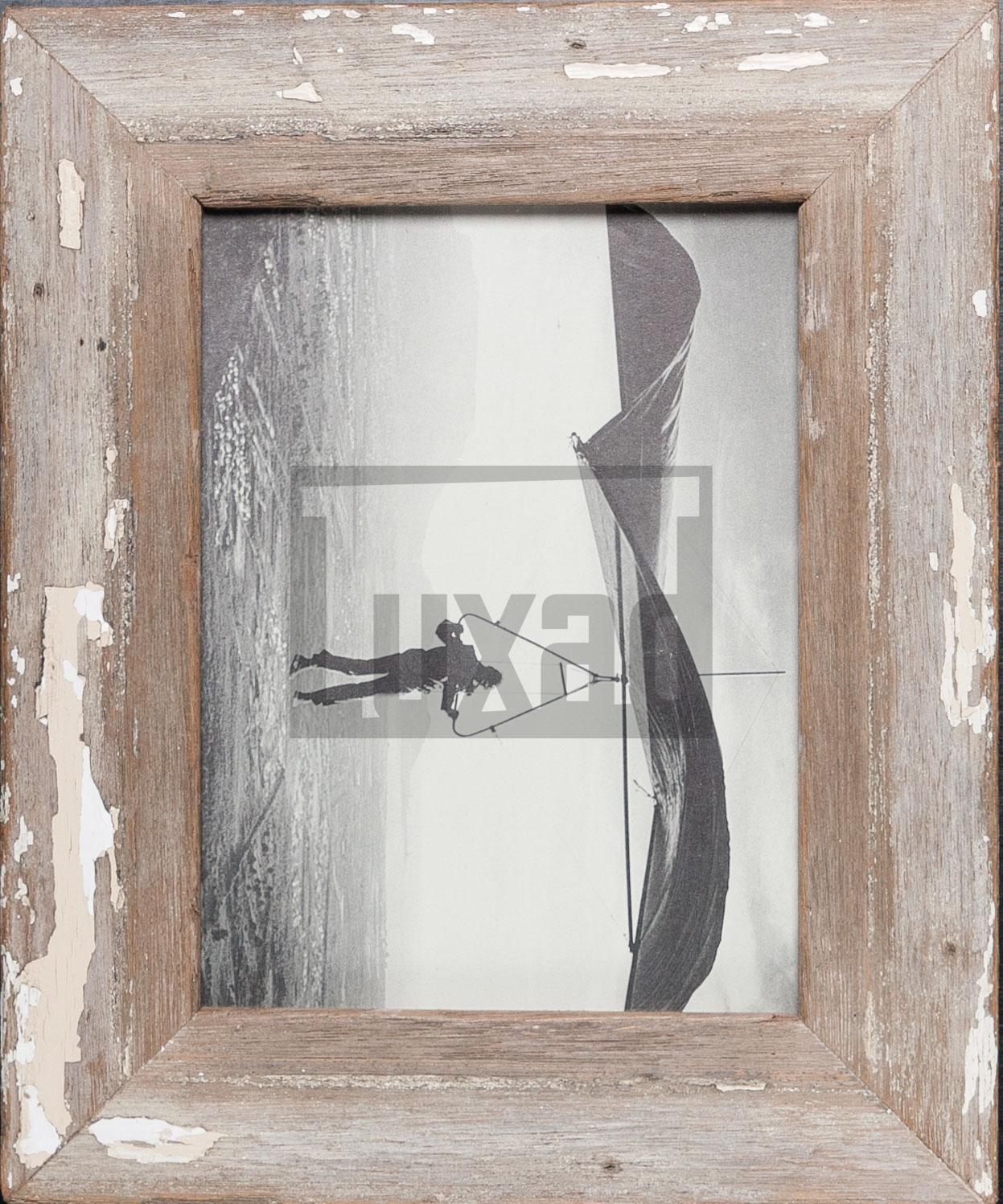 Altholz-Bilderrahmen für Fotos 15 x 20 cm