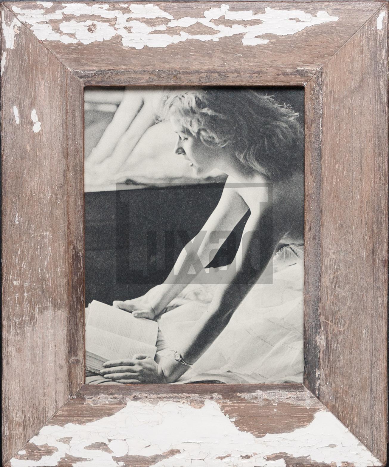 Vintage-Bilderrahmen für die Bildgröße 15 x 20 cm