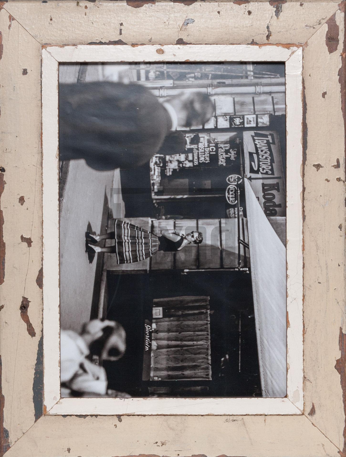 Holzbilderrahmen für ca. 29,7 x 42 cm große Fotos