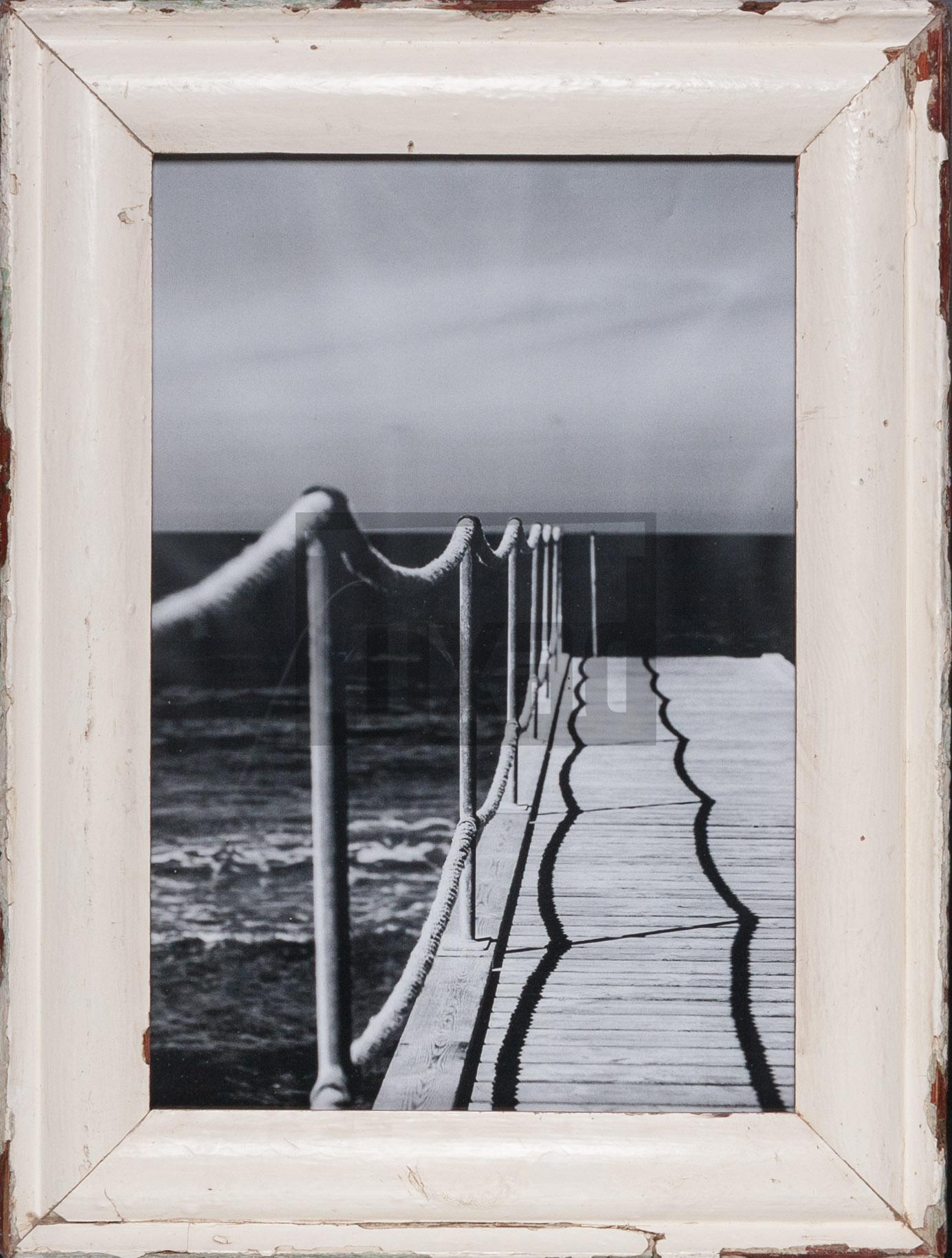 Holzbilderrahmen für Fotos ca. 29,7 x 42 cm