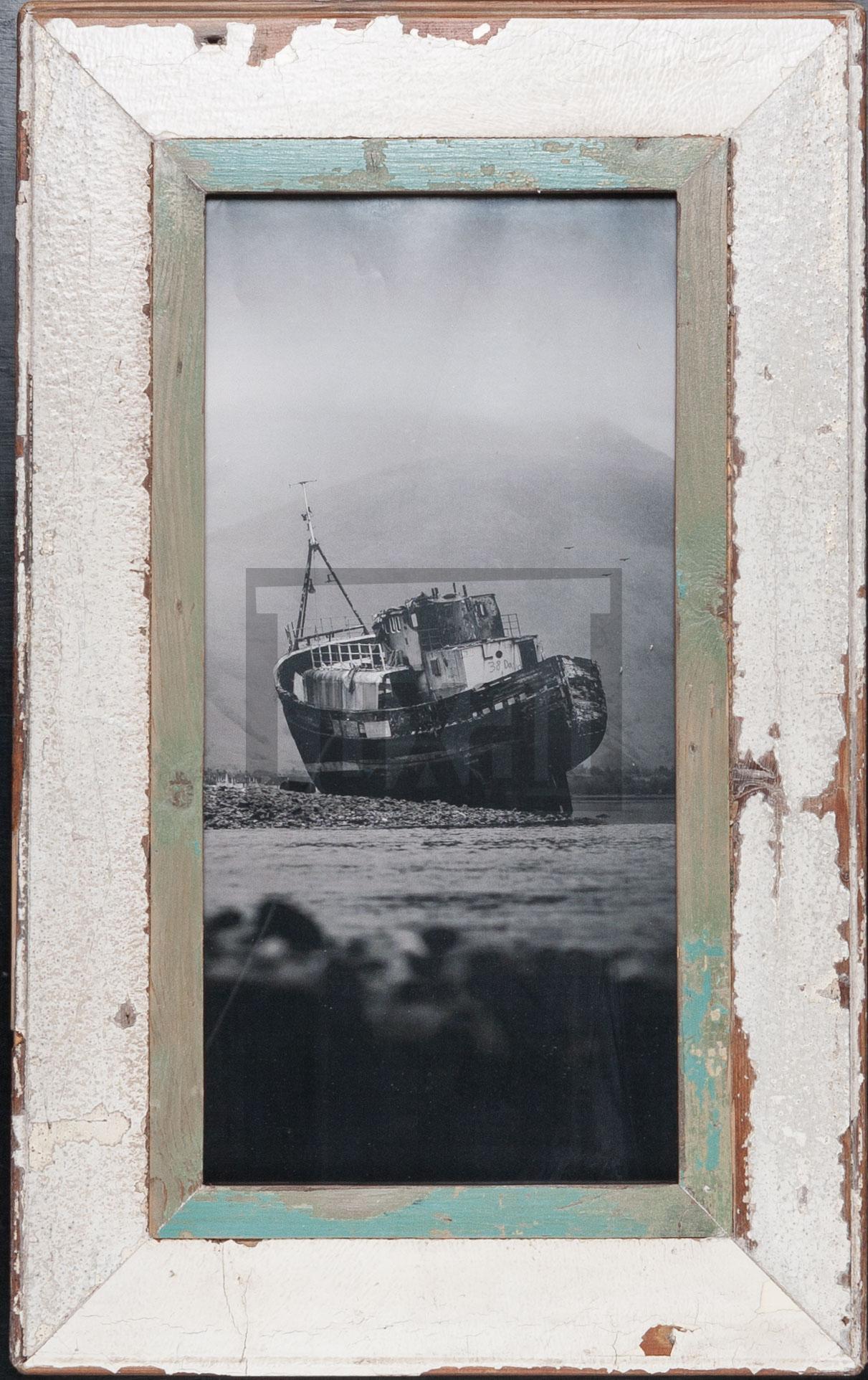 Panorama-Bilderrahmen für Panoramafotos